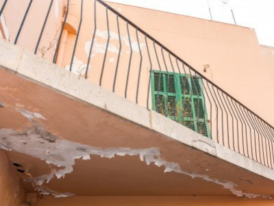 Tratamiento antihumedad en cubiertas y terrazas