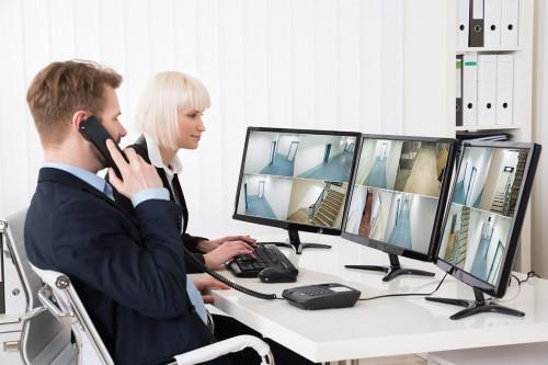 Sistemas de Videovigilancia (CCTV)