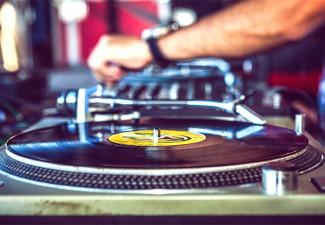 Experiencia DJ
