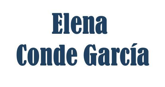 Elena Conde García