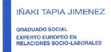 Asesoría Iñaki Tapia