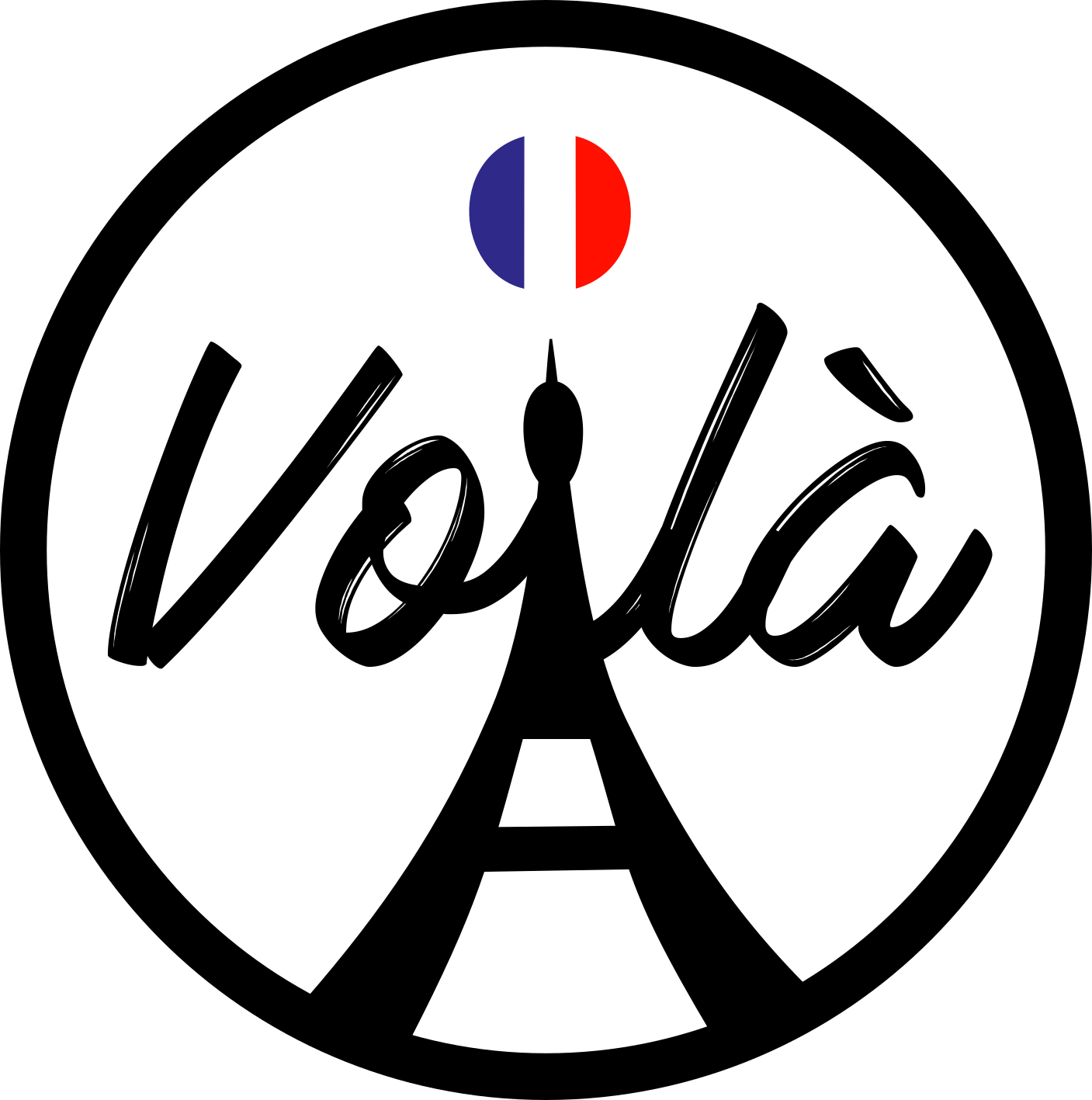 Voilà le Français